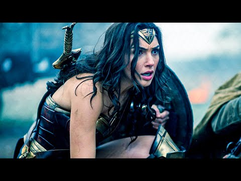 WONDER WOMAN Trailer 1 + 2 (Ultra HD 4K - 2017)