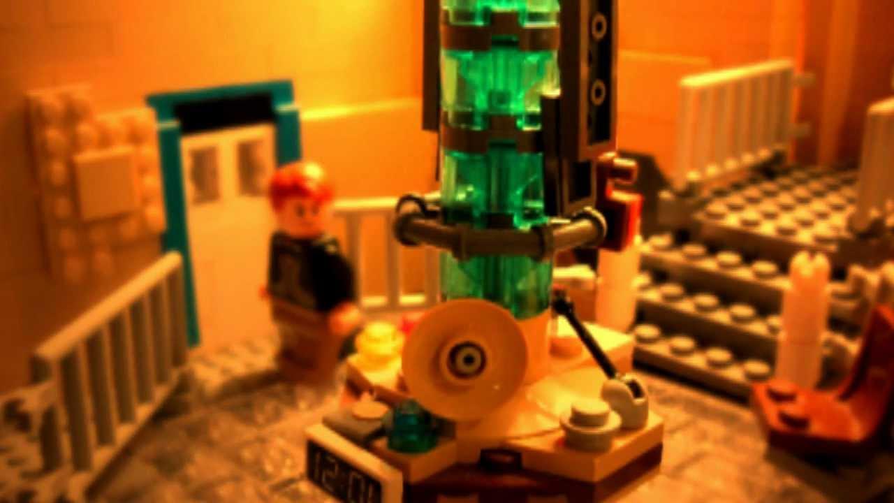 LEGO Doctor Who New Beginnings YouTube