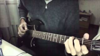Greg Koch and the Tone Controls-Thems the Breaks intro riff  + TAB