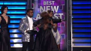 download lagu 2009 Grammy Awards - Adele Wins Best New Artist gratis