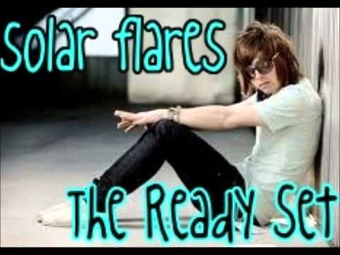 The Ready Set - Solar Flares video
