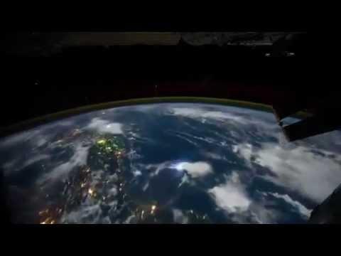 დედამიწა კოსმოსიდან / Earth  from Space.NASA