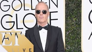 Golden Globes 2017 Recap: Michael Keaton