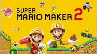 Super Mario Maker 2 Playthrough Part 1