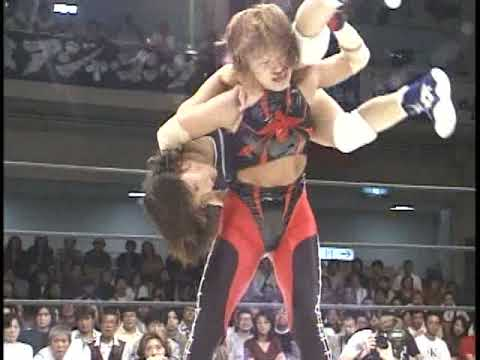 Yumi Fukawa vs Mariko Yoshida 9/26/99 (Part 2) [High Quality]