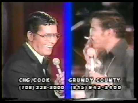 Jerry Lewis - Sammy Davis Jr. Tribute