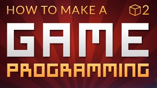 How to make a Video Game in Unity - PROGRAMMING (E02)