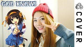 The Melancholy of Haruhi Suzumiya - God Knows?Cover by Raon Lee