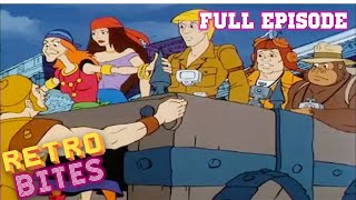 Ghostbusters | GhostBunglers | TV Series | Full Episodes | Cartoons For Children
