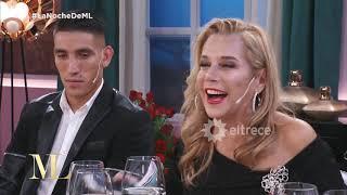 Marcela Tinayre contradijo a Mirtha en vivo