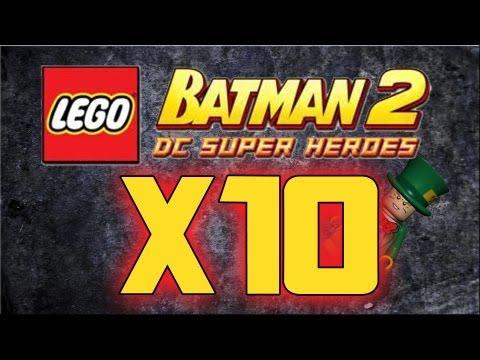 Lego Batman 2 Cheat Codes Guide How To Unlock Secret ...