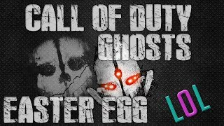 "Call Of Duty Ghosts - Easter Egg ""LOL"" 