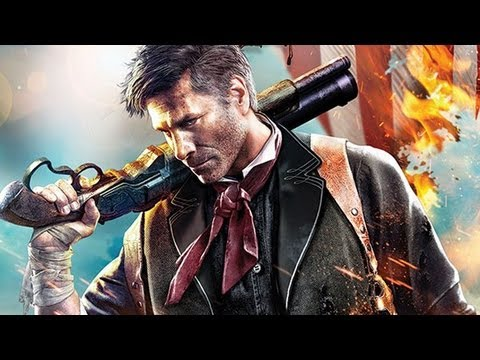 CGR Trailers - BIOSHOCK INFINITE Lighthouse Gameplay Trailer