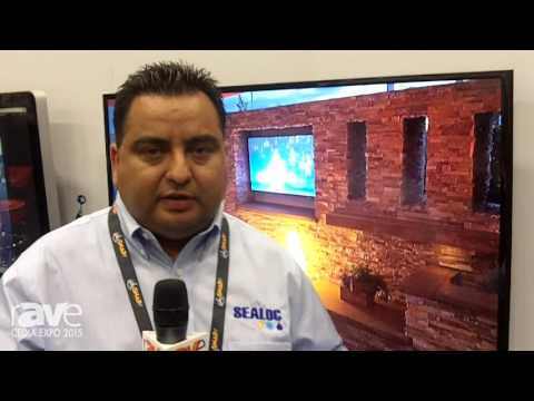 CEDIA 2015: Sealoc Outdoor Televisions Takes Normal TVs and Waterproof All the Components