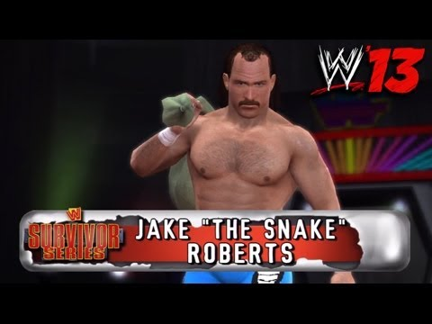 WWE '13 Community Showcase: Jake