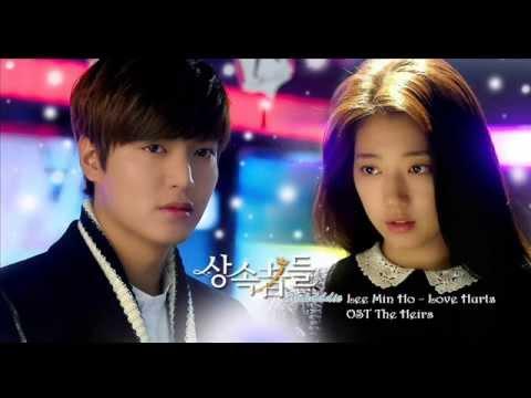 Download  Lee Min Ho - Love Hurts  OST The Heirs  Gratis, download lagu terbaru