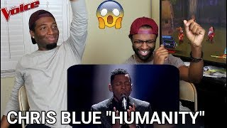 "Download Lagu The Voice 2017 - Chris Blue: ""Humanity"" (Digital Exclusive - NBC Olympics) (REACTION) Gratis STAFABAND"