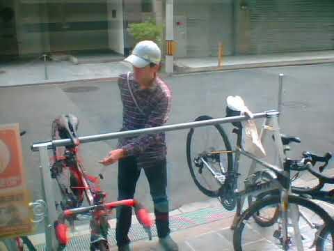 ロードバイクの盗難が怖い