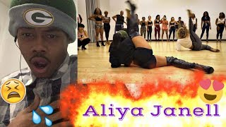 Choreography by Aliya Janell - When We | Tank |  | #QueensNLettos | #TMillyTV Reaction