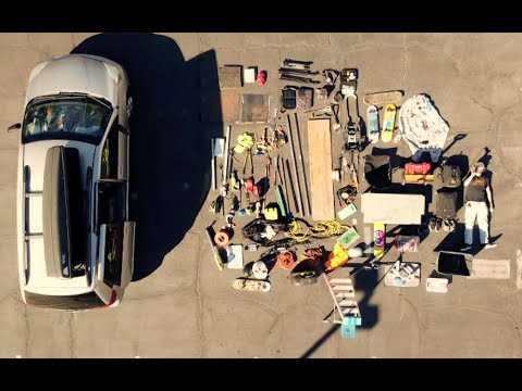 The Ultimate Skate Van With Every Tool You Need To Create and Liberate Spots | Sk8rats