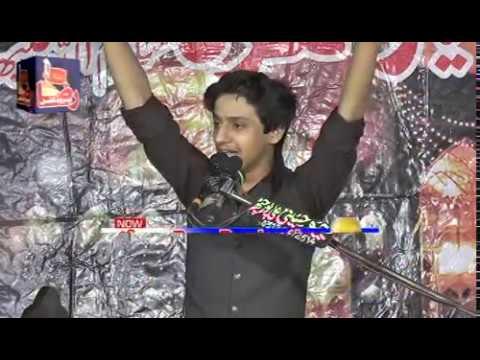 Zakir Ali Abbas Askari | Jalsa Narowali Gujrat | 10 November 2018 ( www.Gujratazadari.com )