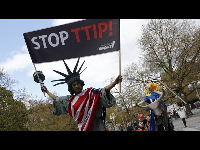 Leaked documents detail rights, health, environmental concerns with TTIP