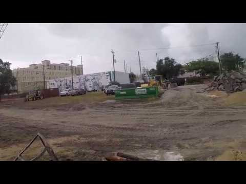 All Aboard Florida West Palm Beach Station Construction Continues