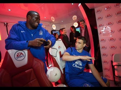 FIFA 13 Pro Footballer Tournaments | Everton
