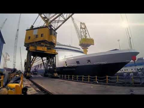 P&O's Biggest Dry Dock EVER - Introducing Pacific Eden & Pacific Aria
