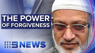 Christchurch victim forgives gunman | Nine News Australia
