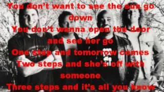 Hootie and The Blowfish - Hannah Jane (Lyrics)