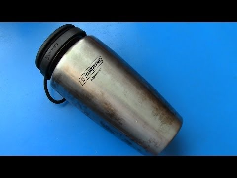 Stainless Nalgene Bottle: Full Review by TheGearTester