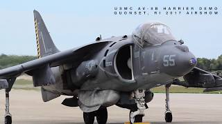 [HD 1080p] AV-8B HARRIER HOVERING - 50 YEARS OF HARRIER