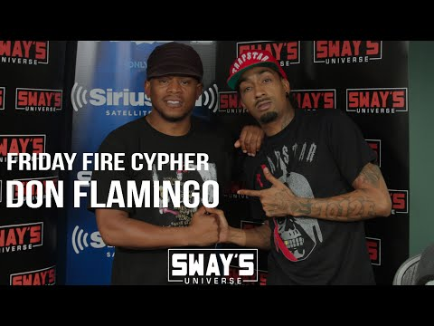 Friday Fire Cypher: Don Flamingo on Working With Every Artist From New Orleans + Freestyles Live