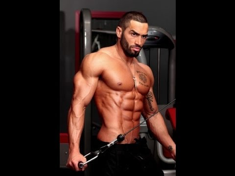 Top 7 Most Aesthetic Physiques [Part 1]