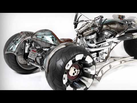 AMERICAN CHOPPER LIVE BUILD OFF [HD]