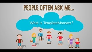 What is TemplateMonster?