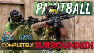 We Are Completely Surrounded! - Magfed Paintball  (Operation Honey Badger)
