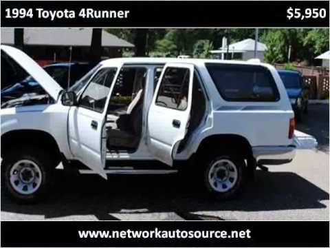 1994 Toyota 4Runner Used Cars Longmont CO