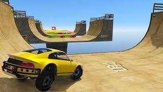 SKATE EXTREMO EN GTA 5 ONLINE! - CARRERA GTA V ONLINE - GTA 5 ONLINE