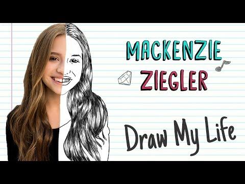 MACKENZIE ZIEGLER | Draw My Life | Dance Moms
