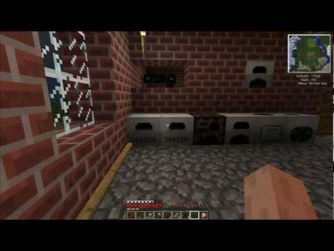 "Minecraft.Technic Pack.#11""Jet pack и мушкет"""