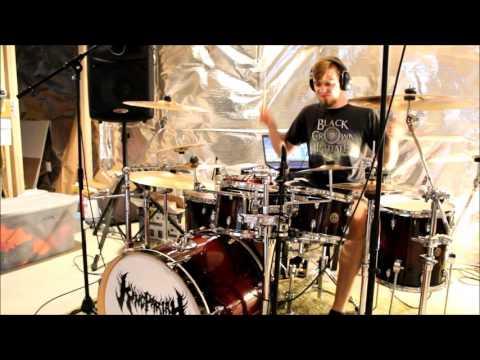 Jacob Davis-Lamb of God- 512 (Drum Cover)