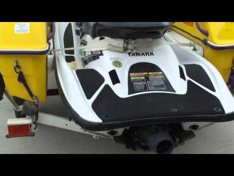 ShuttleCraft JetSport and Yamaha GP1200r