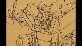Gundam Thunderbolt Season 2 OST - Groovy Duel/Naruyoshi Kikuchi