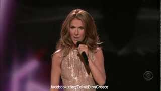 Celine Dion - Taking Chances Live [HD 1080p]
