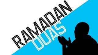 IFTAAR AND SUHOOR DUA ||RAMADAN SERIES||