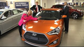 President Barack Obama Agrees with Donald Trump re 2016 Veloster | Hyundai of Long Island City NY