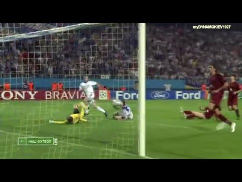 UEFA Champions League 09/10 (Dynamo Kiev 7goals) [HD]
