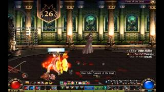 DFO Global OBT2: Tower of the Dead P.Exo